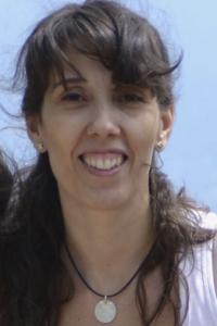 Cristina Giménes, infermera Nhe